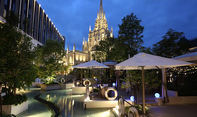 名古屋 ストリングス ホテル ストリングスホテル 名古屋内のおすすめレストラントップ5